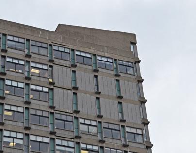 Boston University Pappas Law Tower [Josep Lluís Sert]