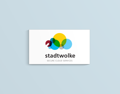 Stadtwolke © Cloud services | Branding