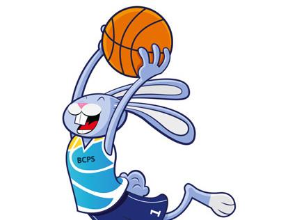 Mascot for Basquete Clube de Porto Santo