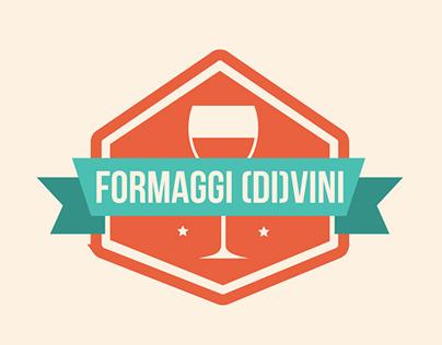 Formaggi (Di) Vini - Infographic
