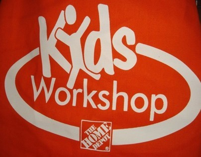 Home Depot Kids Workshop Logo