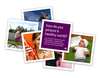 GE Picture a Healthy World