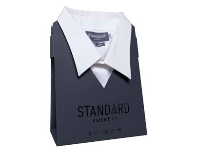 Standard Dress Shirt (redesign)