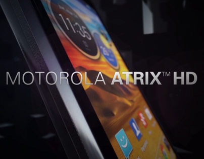 Motorola Atrix HD Video