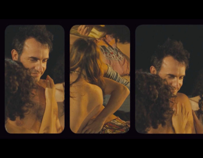 """OSS RIO"" THE ORGY SCENE - SPLIT-SCREEN"