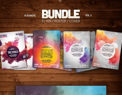 Futuristic Bundle VOL 2