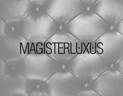 Magister Luxus - Branding