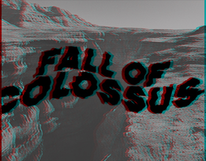 Fall of Colossus: Artwork