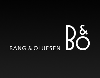 Bang & Olufsen Presentation