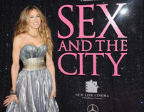 Sex and The City Red Carpet