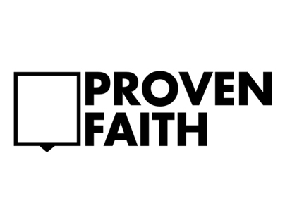 Series/ Proven Faith; Branding