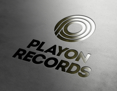 Play On Records Branding