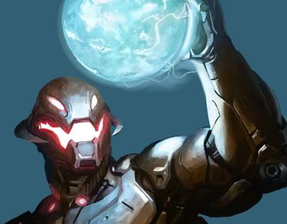 Marvel - Ultron