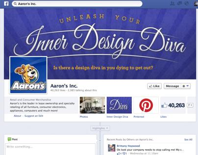 Aaron's Facebook Promotion