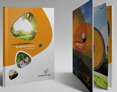 Annual Report Design Vol.1