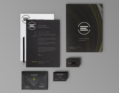 ECHO Records: Branding