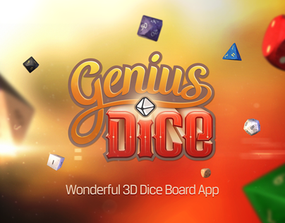 Genius Dice - Motion-design/Trailer