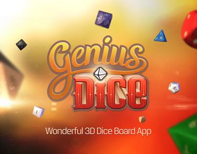 Genius Dice - Motion-design/Trailer