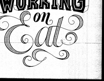 Hand-made Typography