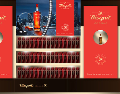 Bisquit® - Promotion campaign - June to October 2013