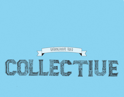 Collective: A Typeface