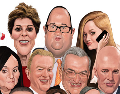 The New York Observer PR Power List
