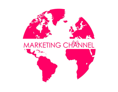 MARKETING CHANNEL LOGO DESIGN WORK