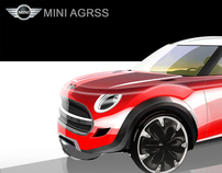 Mini ReDesign:Mini Aggress
