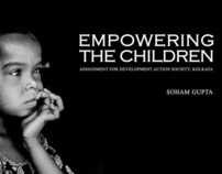 EMPOWERING THE CHILDREN (CHANGING IDEAS WORKSHOP)