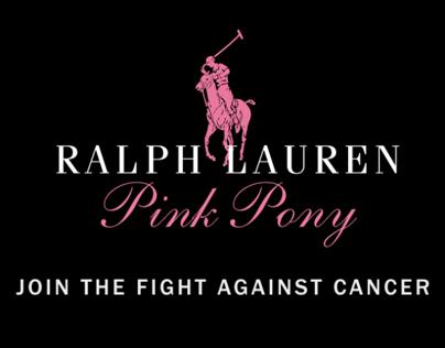 Ralph Lauren Pink Pony Gif