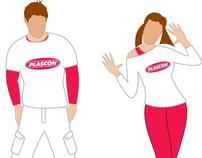 Plascon Paints Promotion Illustration