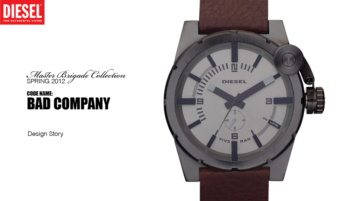 Master Brigade // Bad Company // Watch