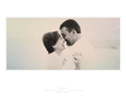 Wedding Vowel | Peter & Becky | Langkawi