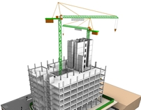 Revit Construction Sequence