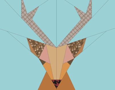 ProtoQuilt: Paper Pieced Quilt Patterns