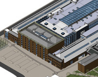 Revit Model - Kings Cross UAL