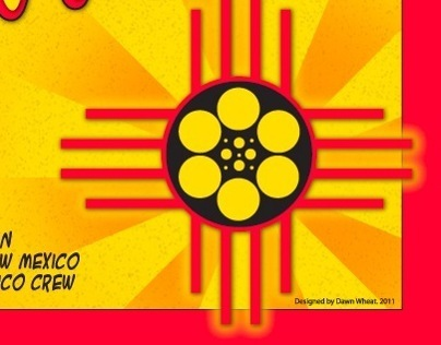 Made in New Mexico Sticker