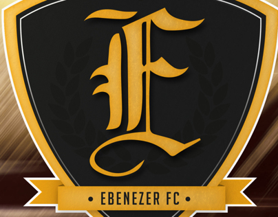 Ebenezer Football Crest