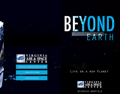 BEYOND EARTH BROCHURE