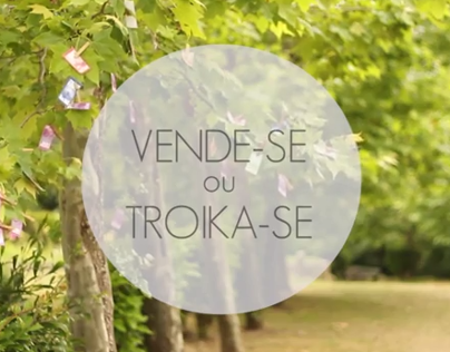 Video // Vende-se ou Troika-se
