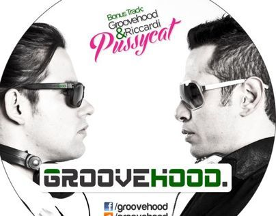 GrooveHood - Cd Cover