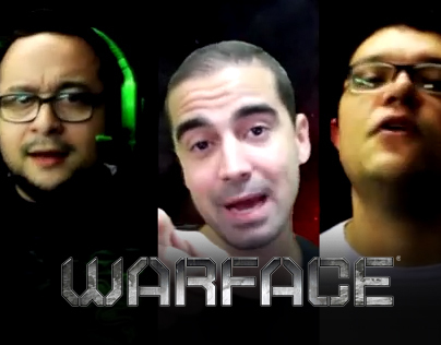 Warface - Video Casters