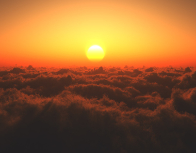 Clouded: Cloud Animations & 3d Skies