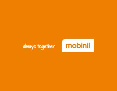 Mobinil Summer Illustrations