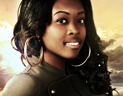 Gospel Sensational Niiella - Photomanipulation