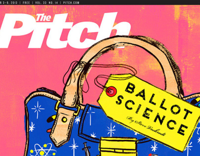 The Pitch - Sales Tax and Medical Research