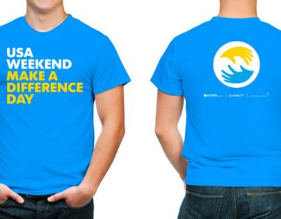 Make A Difference Day Rebrand