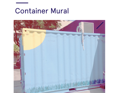 Container Mural Project