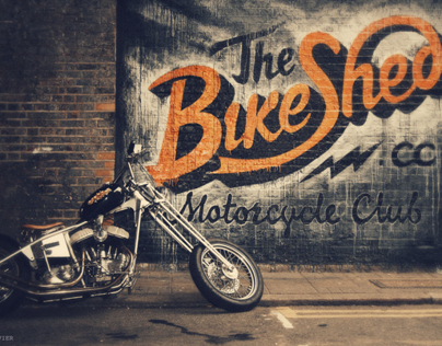 BIKE SHED MOTORCYCLE, LONDON