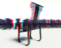 Chair Designs 3D